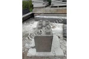 блоки 800×400×600 бетоннi